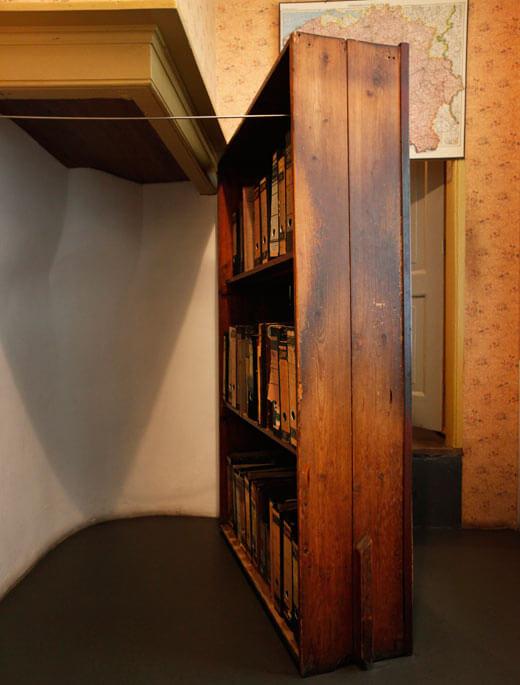 Das Anne Frank Haus in Amsterdam